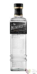 Nemiroff de Luxe Russian vodka 40% vol.  1.00 l
