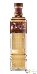 "Nemiroff de Luxe "" Honney & Pepper "" flavored  Russian vodka 40% vol.  1.00 l"