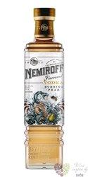 "Nemiroff "" Burning Pear "" flavored Ukraine vodka 40% vol.  0.50 l"