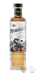 "Nemiroff "" Bold Orange "" flavored Ukraine vodka 40% vol.  0.70 l"