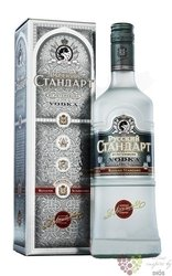 "Russian Standart "" Original St.Petersburg "" gift box Russian vodka 40% vol.  1.00 l"