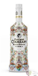 "Russian Standart Special edition "" Pavlovo Posad "" Russian vodka 40% vol.  1.00l"