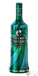 "Russian Standart Special edition ""  Modern Icon Malachite "" Russian vodka 40% vol.  1.00 l"