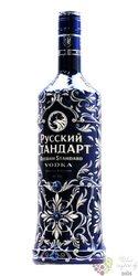 """Russian Standart Special edition """" Jewelry """" Russian vodka 40% vol.  1.00 l"""