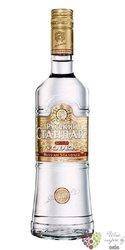 "Russian Standart "" Gold "" premium Russian vodka 40% vol.  0.05 l"