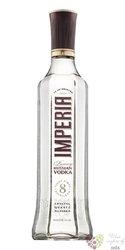 "Russian Standart "" Imperia "" premium Russian vodka 40% vol.    0.50 l"
