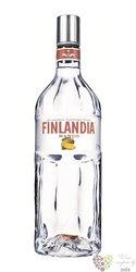 """Finlandia """" Mango fusion """" original flavored vodka of Finland 40% vol.   1.00 l"""