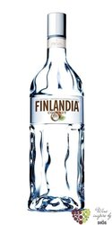 "Finlandia "" Coconut "" original flavored vodka of Finland 40% vol.  0.70 l"