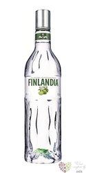 """Finlandia """" Lime fusion """" original flavored vodka of Finland 37.5% vol.   1.00 l"""