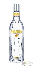 "Finlandia "" Grapefruit "" original flavored vodka of Finland 40% vol.  1.00 l"