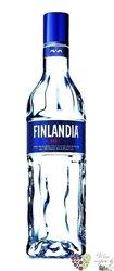 "Finlandia "" 101 "" stronger original vodka of Finland 50.5 % vol.    1.00 l"