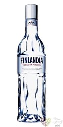 Finlandia original vodka of Finland 40% vol.    0.35 l