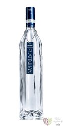 "Finlandia "" Platinum "" original ultra premium vodka of Finland 40% vol.  1.00 l"