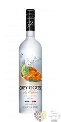 """Grey Goose """" le Melon """" ultra premium French flavored vodka 40% vol.   1.00 l"""