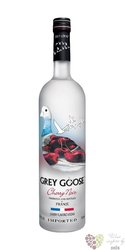 "Grey Goose "" Cherry noir  "" ultra premium French vodka 40% vol.    1.00 l"