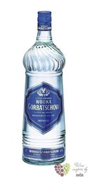 "Gorbatschow "" Blue "" premium German vodka 37.5 % vol.  3.00 l"