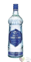 "Gorbatschow "" Blue "" premium German vodka 37.5 % vol.  1.00 l"