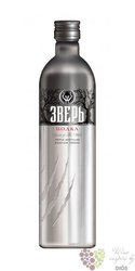 Zver premium Russian vodka 40% vol     1.00 l