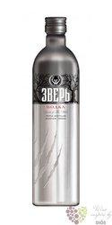 Zver premium Russian vodka 40% vol     0.50 l