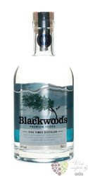 "Blackwood´s "" Nordic "" premium Ice filtered Scotch vodka 40% vol.    0.70 l"