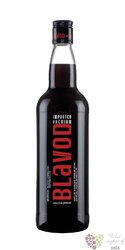 "Blavod "" Black "" premium English vodka 40% vol.    0.50 l"