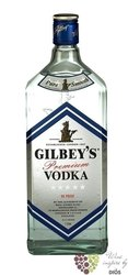 Gilbey´s pure smooth English premium vodka 40% vol.    1.00 l