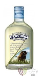 Grasovka Bison Brand premium vodka Zubrovka of Poland 40% vol.    0.50 l