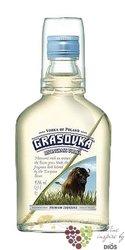 Grasovka Bison Brand premium vodka Zubrovka of Poland 40% vol.    0.10 l