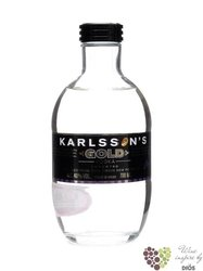 Karlsson´s Gold Sweden Vodka 40% Vol.   0.70 l