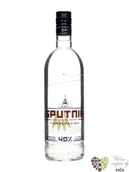"Sputnik "" Horseradish "" ( Křen ) Pure Grain flavoured Russian vodka 40% Vol.0.70 l"