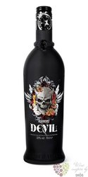 "Trojka "" Devil "" premium Swiss vodka liqueur 33% vol.  0.70 l"