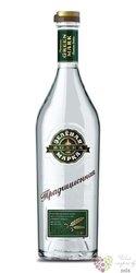 "Green Mark "" Traditional wheat flavor "" premium Russian vodka 40% vol.   0.50 l"