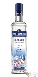 Parliament premium milk filtered Russian vodka 40% vol.  1.00 l