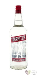 Tovaritch Russian vodka 40% vol.   1.75 l