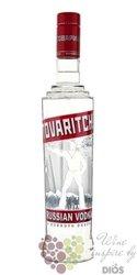 Tovaritch Russian vodka 40% vol.   1.00 l