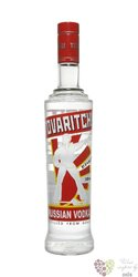 Tovaritch Russian vodka 40% vol.   0.50 l