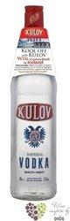 Kulov Premium Scotch vodka 37.5% Vol.     0.05 l