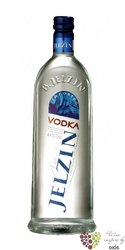 Boris Jelzin plain French vodka 37.5% vol.    0.50 l