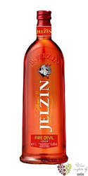 "Boris Jelzin "" Fire devil "" French fruits vodka liqueur 16.6% vol.   1.00 l"