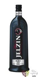 "Boris Jelzin "" Black "" French fruits vodka liqueur 16.6% vol.    1.00 l"