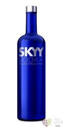 Skyy premium American vodka 40% vol.  1.00 l