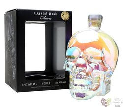"Crystal Head "" Aurora "" Canadian vodka by Henderson 40% vol.  0.70 l"