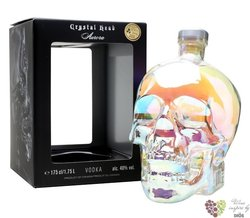 "Crystal Head "" Aurora "" Canadian vodka by Henderson 40% vol.  1.75 l"