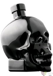 "Crystal Head "" Onyx "" Canadian vodka by Henderson 40% vol.  0.70 l"