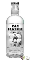 Pan Tadeusz premium Polish vodka 40% vol.     0.50 l