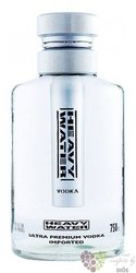 Heavy watter The Ultra premium Swedish vodka 40% vol.    0.70 l