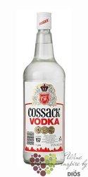 Cossack premium Russian vodka 40% vol.     0.05 l