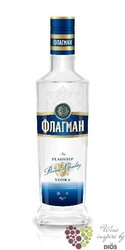 Flagship premium Russian plain vodka 40% vol.    1.00 l