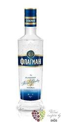 Flagship premium Russian plain vodka 40% vol.    0.50 l