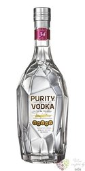 Purity premium pure vodka of Sweden 40% vol.    0.70 l